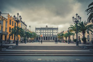 Old City of Las Palmas