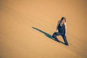 Die Wüste von Maspalomas
