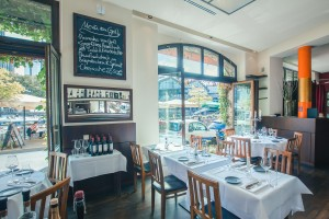 Brechts Steakhaus Innen